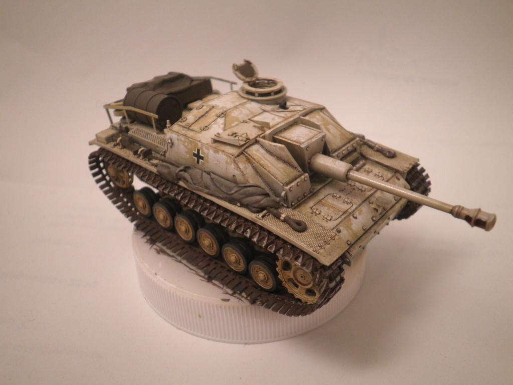 STUG - Stug III ausf.G (Dragon 1/72) P1281013