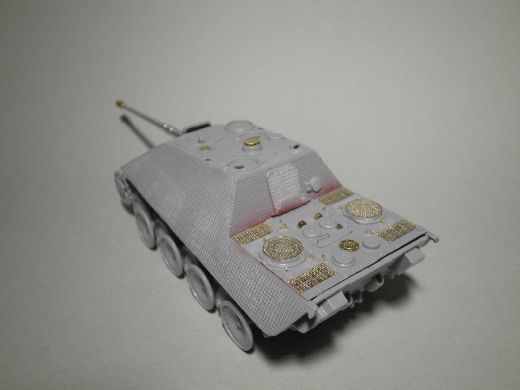 jagdpanther - Un autre bébé - Jagdpanther 1/72 P9195211