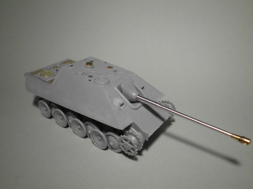 jagdpanther - Un autre bébé - Jagdpanther 1/72 P9195213