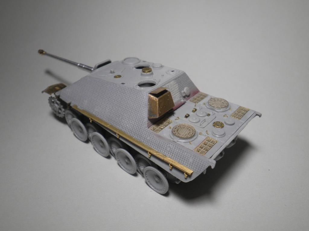 jagdpanther - Un autre bébé - Jagdpanther 1/72 Pa170811