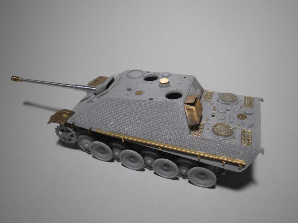 jagdpanther - Un autre bébé - Jagdpanther 1/72 Pa170812