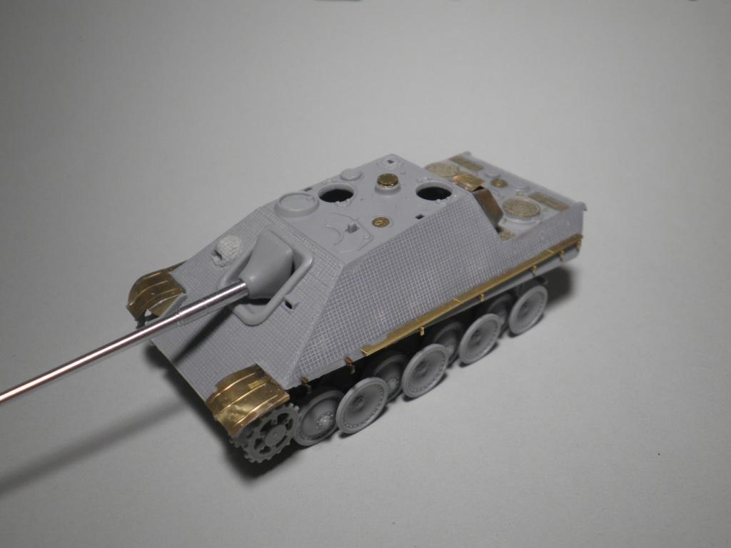jagdpanther - Un autre bébé - Jagdpanther 1/72 Pa170813