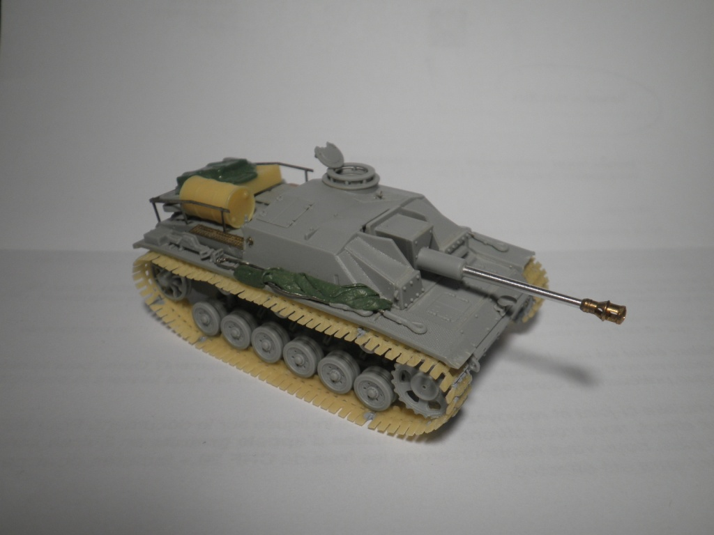 STUG - Stug III ausf.G (Dragon 1/72) Pc270912