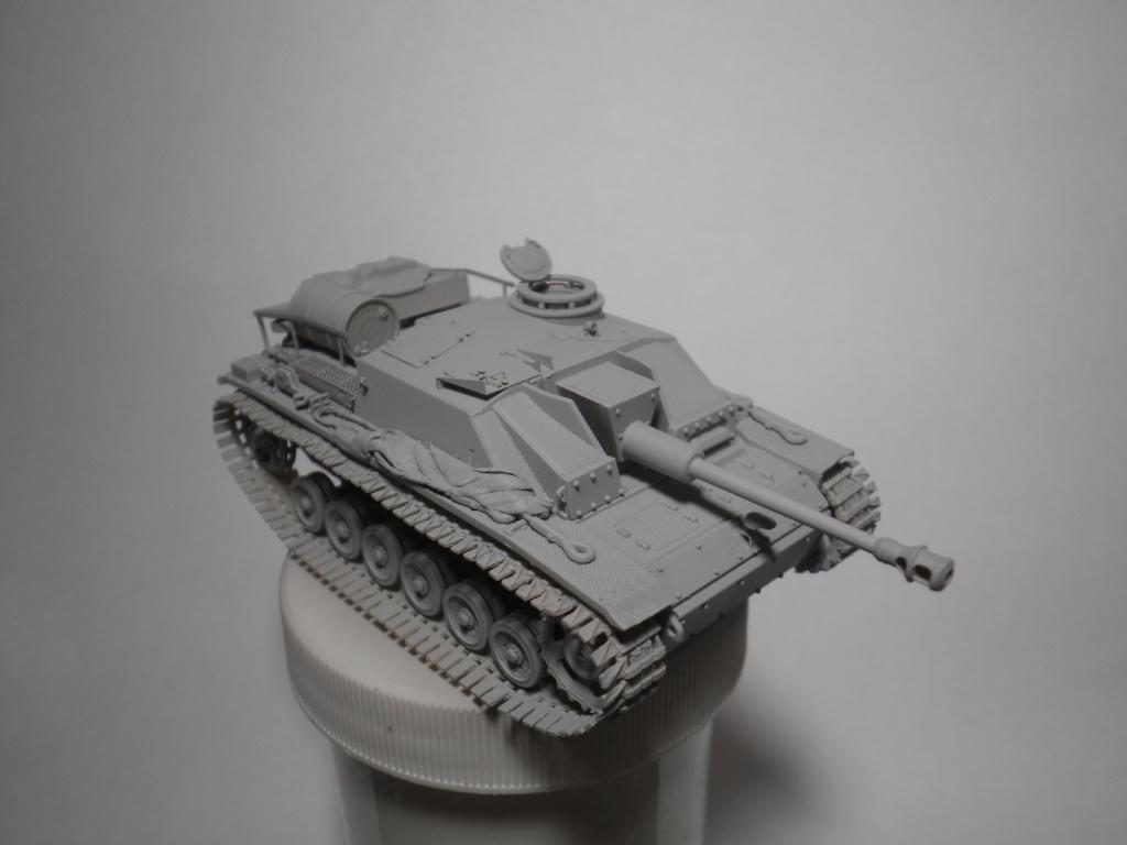 STUG - Stug III ausf.G (Dragon 1/72) Pc270913