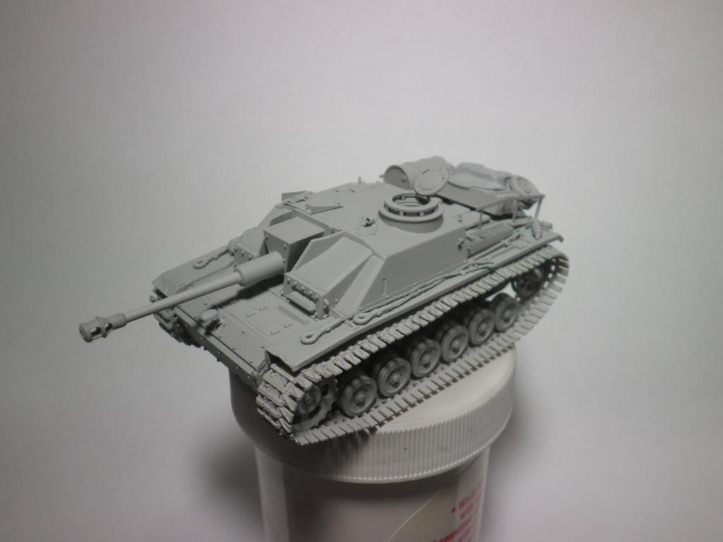 STUG - Stug III ausf.G (Dragon 1/72) Pc270914