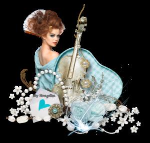Kit avatar + signature en libre service  (Nougatine) Image411