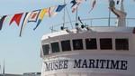 musées (autres que ceux situés dans les bases navales ou anciens ports militaires)