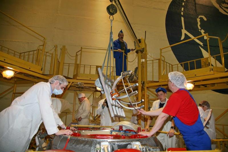 Progress M-15M: Lancement & Mission. 13335410