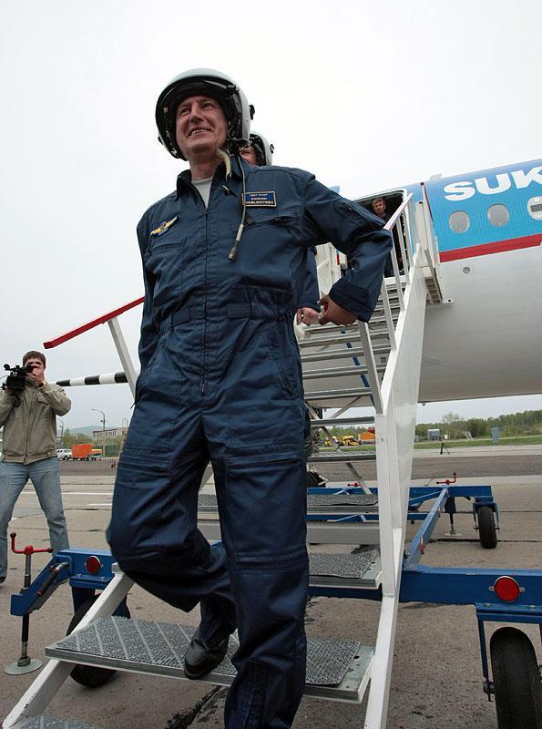Dispariton tragique du cosmonaute Aleksandr Yablontsev 136010