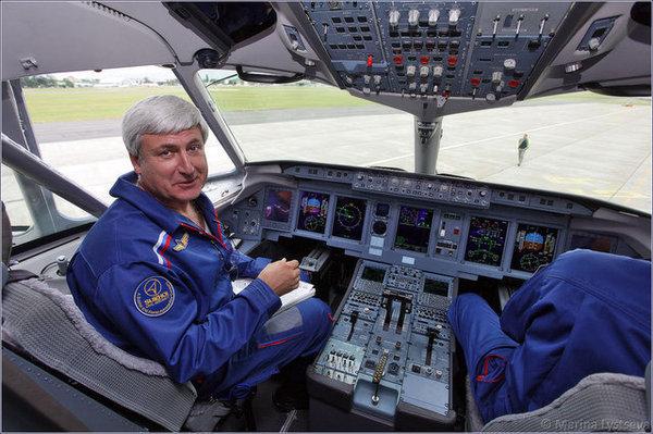 Dispariton tragique du cosmonaute Aleksandr Yablontsev C45f4b10
