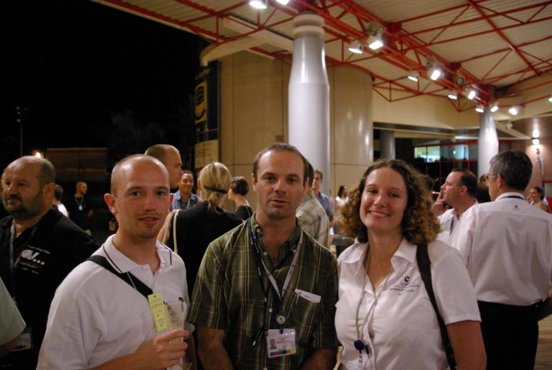 Ariane 5 ECA V184 / ProtoStar 1 & Badr 6 (07/07/08) - Page 4 Imgp3810