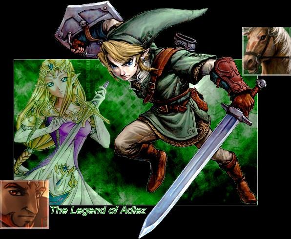 The Legend Of Adlez