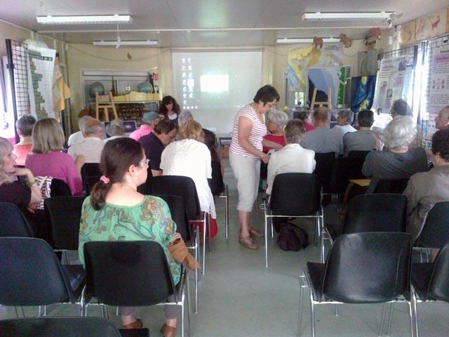 Conférence à l'Aquaforum jeudi 31 mai 2012 31052010