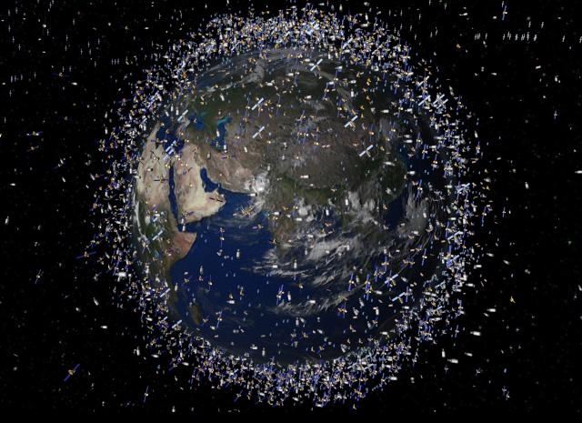 Actualités spatiales (2012 à 2014) Debris10