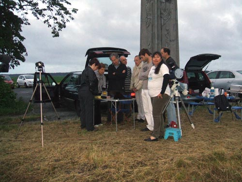Observation mercredi 6 juin 2012 - spéciale Transit Vénus Dscf0442