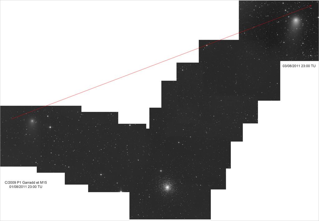 Comètes - Page 3 Garrad19