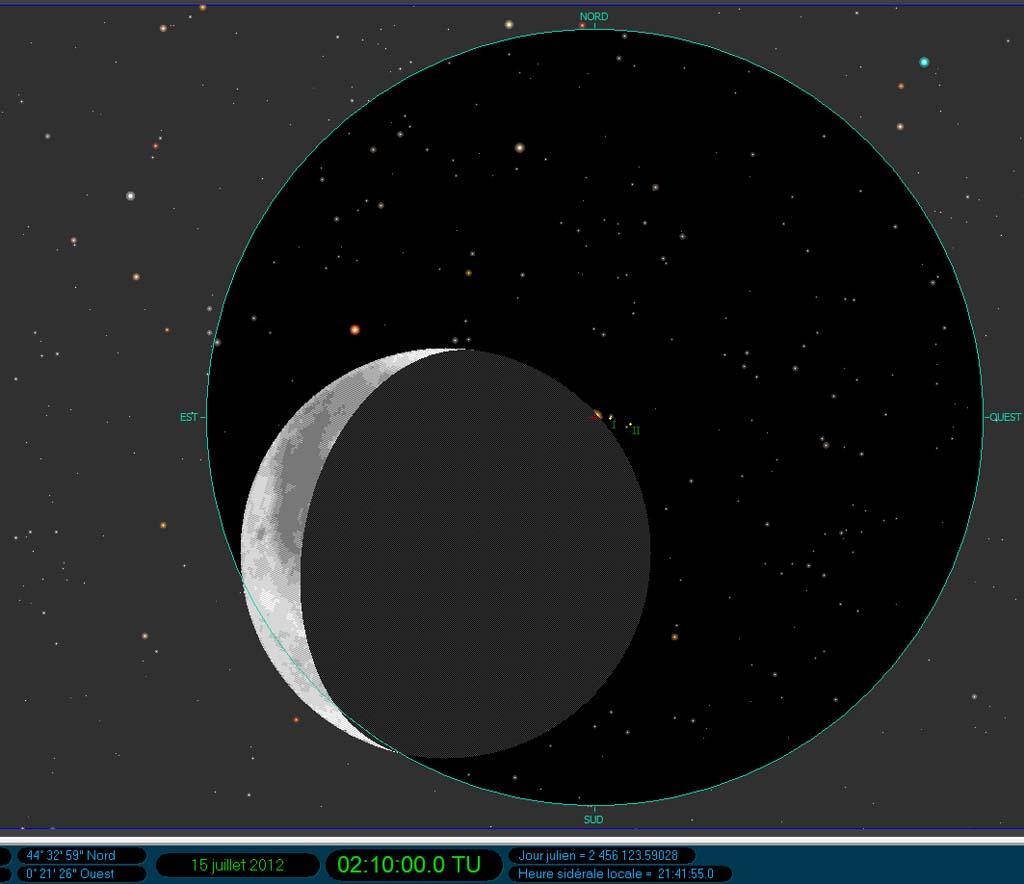 Observation samedi 14 juillet - spéciale occultation Jupilu10