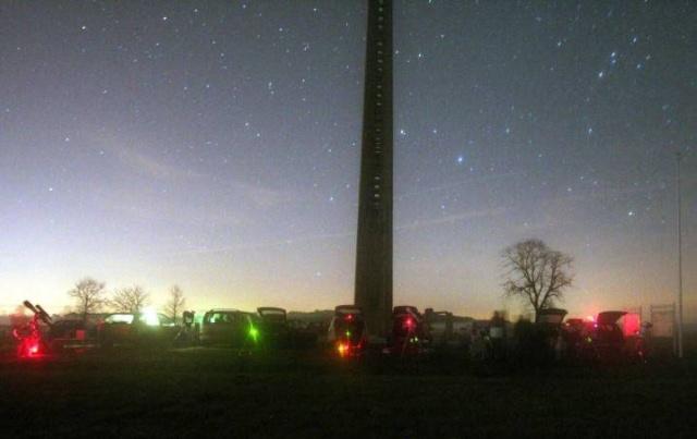 Nuit des Etoiles samedi 11 août 2012 Observ11