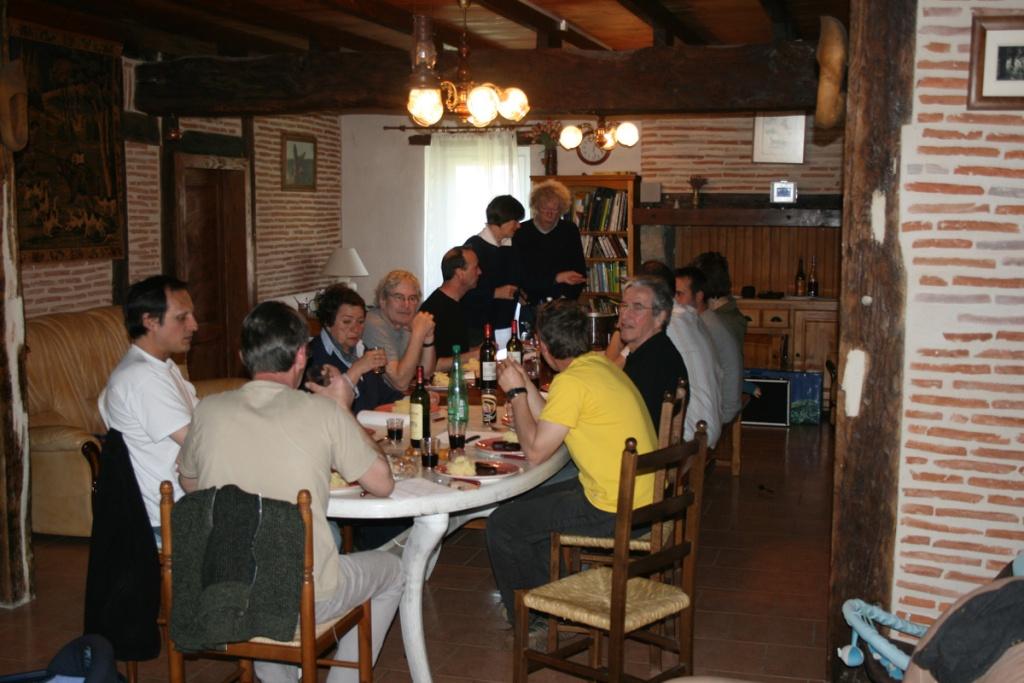 Week-end Allons les 23, 24 et 25 mars 2012 Repas10