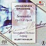 Brahms - Brahms : sérénades 11447_11