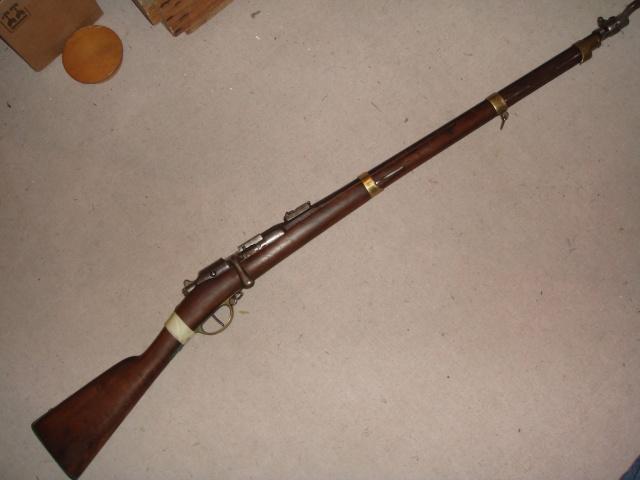 Carabine Gras de cavalerie/gendarme à cheval? Dsc00183