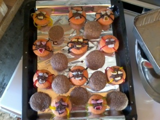muffins et cupcakes d'halloween - Page 6 Photo027