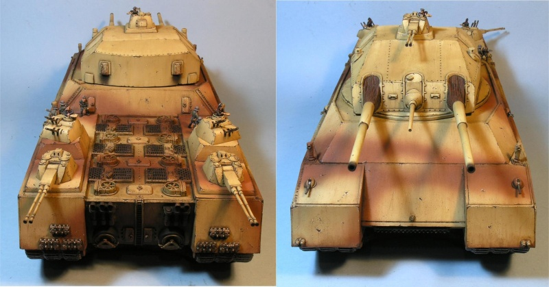 un baneblade sur les tables de flames of war Xp100010
