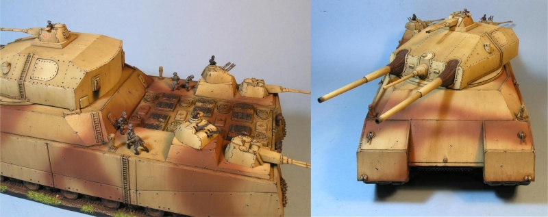 un baneblade sur les tables de flames of war Xp100011