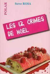 [Rosa, Steve] Les 12 crimes de Noël Index11