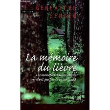 [Senger, Geneviève] La mémoire du lièvre Index16