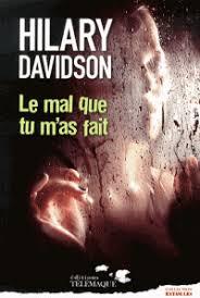 [Davidson, Hilary] Le mal que tu m'as fait Index_13