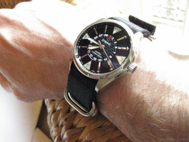 Eterna - Quel bracelet avez vous sur votre Eterna Kontiki fourhands ? Img_1623