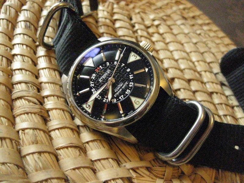 Eterna - Quel bracelet avez vous sur votre Eterna Kontiki fourhands ? Img_1624