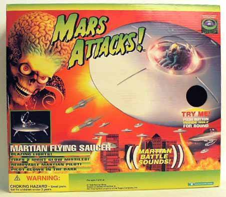 MARS ATTACKS !  -Trendmaster 1996- 31266_10