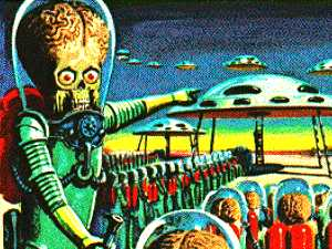 MARS ATTACKS !  -Trendmaster 1996- Attack10