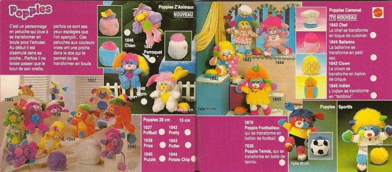 POPPLES (Mattel) 1986 Barb2110