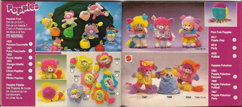 POPPLES (Mattel) 1986 Barb2210