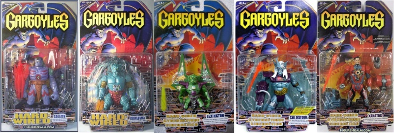 GARGOYLES (Kenner) 1995 Hard_w10