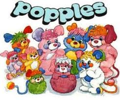 POPPLES (Mattel) 1986 Images11
