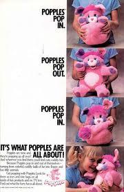 POPPLES (Mattel) 1986 Images13