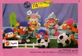 POPPLES (Mattel) 1986 Images14