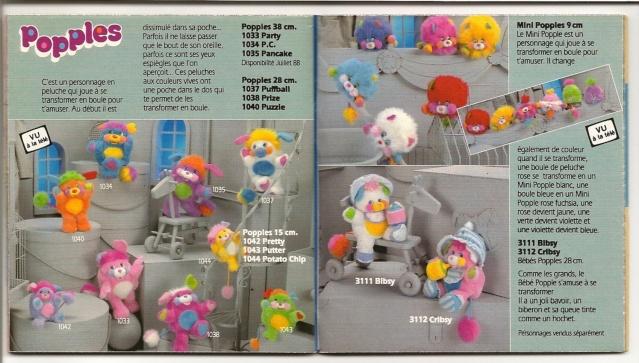 POPPLES (Mattel) 1986 Nht02010