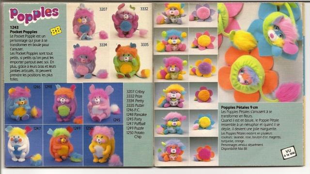 POPPLES (Mattel) 1986 Nht02011