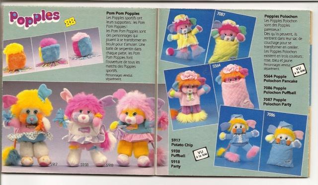POPPLES (Mattel) 1986 Nht02110