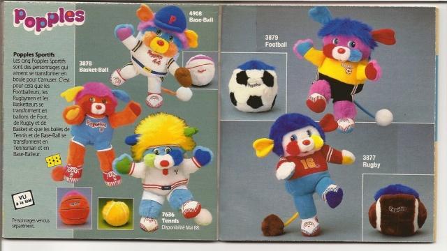 POPPLES (Mattel) 1986 Nht02111