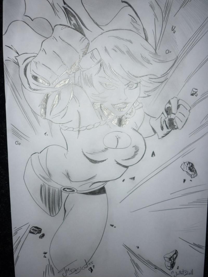 Vos dessins et autres créations !! - Page 3 P1010710