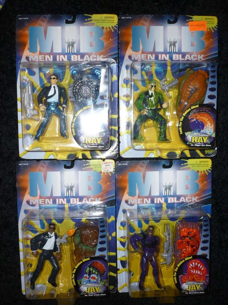MEN IN BLACK (Galoob) 1997 P1020410
