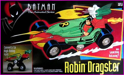 BATMAN THE ANIMATED SERIE (Kenner) 1992/1995 Robin_10