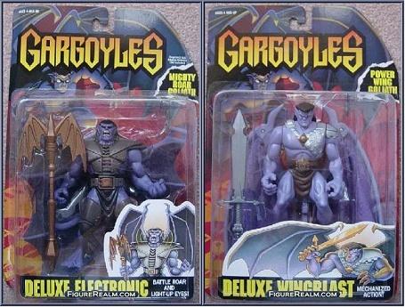 GARGOYLES (Kenner) 1995 Serie_13