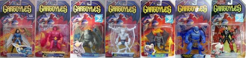 GARGOYLES (Kenner) 1995 Serie_14
